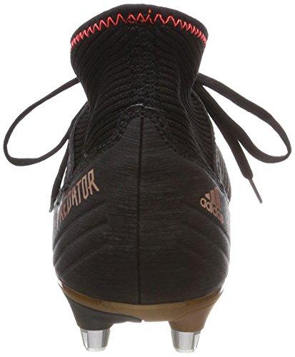 Black de Solar 3 18 adidas White SG Homme Noir Core Red Football Ftwr Predator Chaussures ZwaqvR