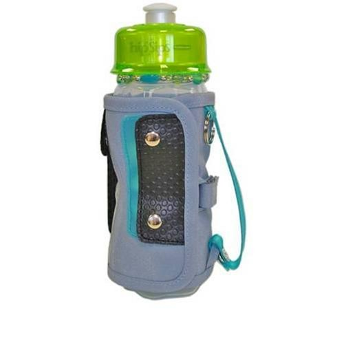 (Rubbermaid FG7H3000HSCLR Hip Sips Techie Beverage Bottle)