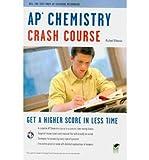 AP Chemistry Crash Course (Crash Course (Research & Education Assn)) (Paperback) - Common