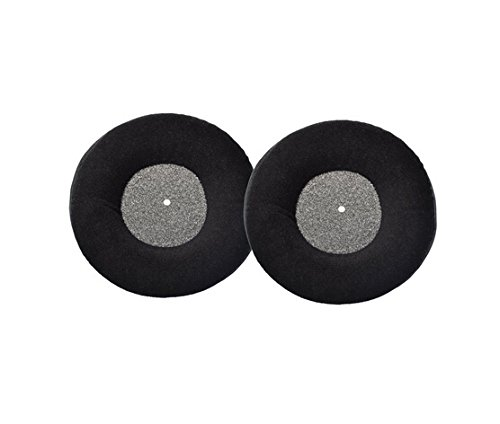 JHGJ 1 Pair Replacement Earpad Ear Pads Cushions for Audio-technica ATH A500 A500x A700 A900 A900X LTD Headphones