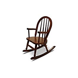 Weavercraft Child's Rocking Chair Amish Made – Fully Assembled