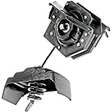 APDTY 035628 Spare Tire Wheel Hoist Hanger Crank Cable Bracket Assembly (Fits Factory Wheels Except 22 Inch; Replaces 25974845 - 22968178 - 10385565 - 15079644)