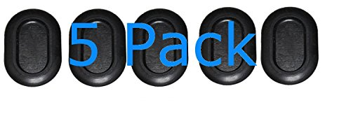 JK rear floor pan body plug 55397226AA Fits 2007 - 2013 ()