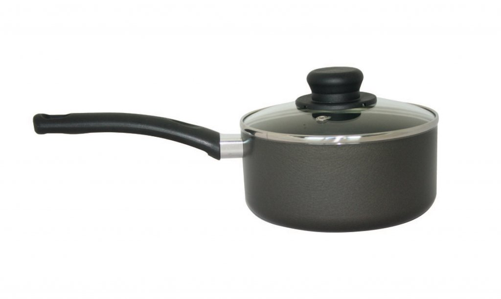 Harbenware Classic Collection 16cm Non Stick Sauce Pan With Lid P16SL
