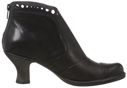 NeosensROCOCO - botas Mujer Negro (Ebony)