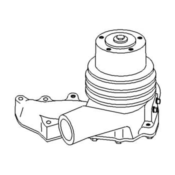 Amazon Com John Deere Pump Assembly Water Part No A Ar74110