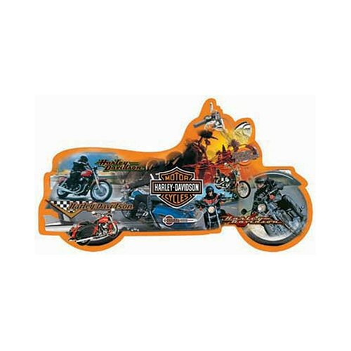 FX Schmidt It's Time To Ride Shaped 1000 Piece Jigsaw Puzzle
