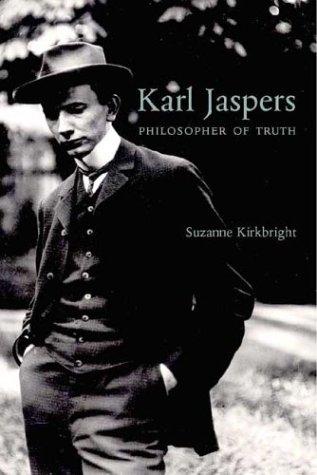 Karl Jaspers: A Biography--Navigations in - Abacus Jasper