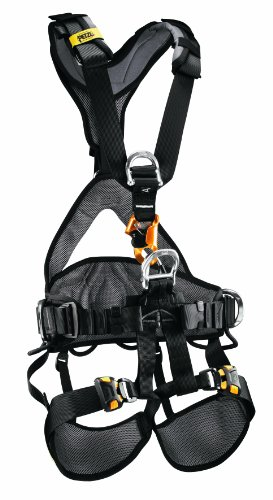 (PETZL - AVAO BOD Croll Fast International Version, Harness for Rope Access, Size 1,)