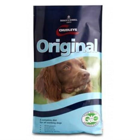 Chudleys Original 15kg Amazon Co Uk Pet Supplies