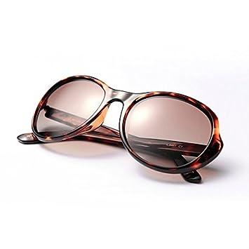Gafas Alta calidad TAC anti-reflejo anti-UV gafas de sol polarizadas mujeres