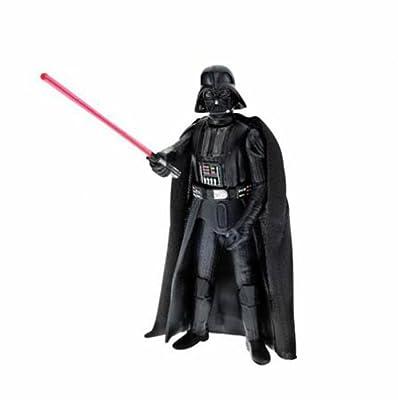 Star Wars Saga Darth Vader Death Star Clash Action Figure