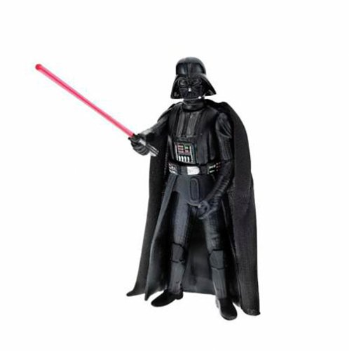 Star Wars Saga Darth Vader Death Star Clash Action Figure