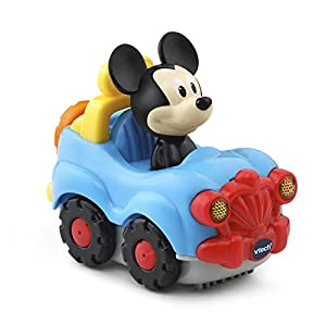 VTech Go! Go! Smart Wheels – Disney Mickey Mouse SUV