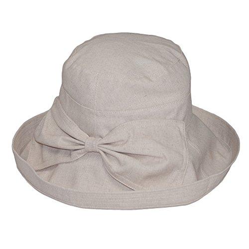 2 Pcs Nero Tesa Larga grigio Donna Beige Pioggia Parasole Cappello Spiaggia Dazoriginal w0OxqR648