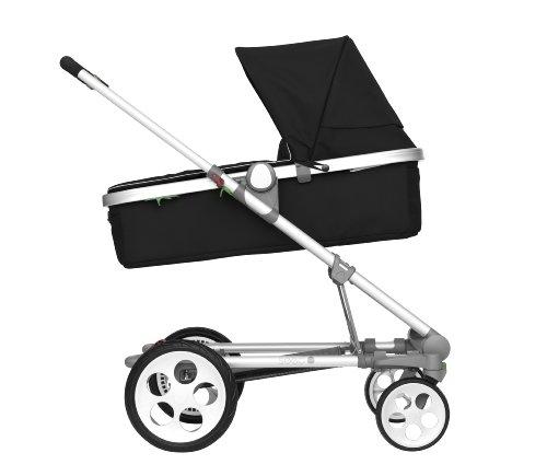 Seed Pli MG Stroller, Black