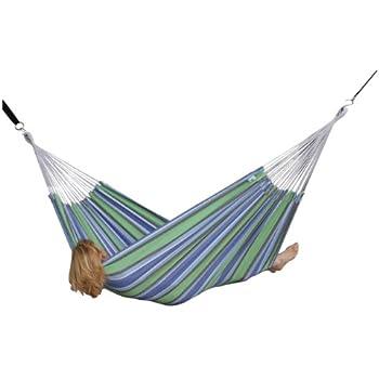 vivere brazilian style double hammock oasis amazon     sunnydaze jumbo brazilian double hammock extra long      rh   amazon