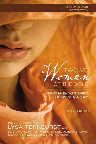 Twelve Women Bible Study Guide product image