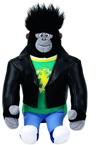 Ty Beanie Babies 41233 Johnny the Gorilla Sing (free gift with purchase) from Ty