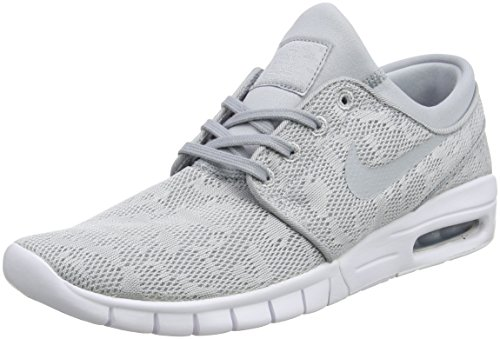 Grey Shoes Men's Max SB Nike Janoski Wolf Grey Wolf Stefan qX0wIp