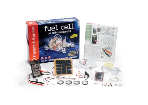 [Thames & Kosmos Fuel Cell Car Experiment Kit - Kids NEW] (Fuel Cell Car Kit)