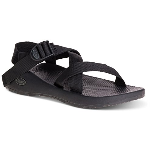 Chaco Men's Z1 Classic Sport Sandal, Black, 10 M US
