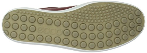 Fired Women's 7 Soft ECCO Sneaker Brick 0dHwInxqT