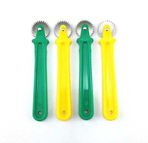 Honbay 4pcs Tracing Wheel Craft Sewing Tool