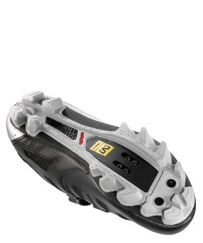 Mavic - Zapatillas de ciclismo para hombre negro - negro