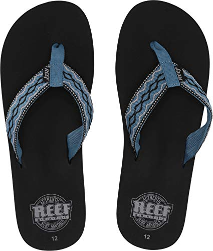 (Reef Men's Smoothy Sandal, Multi, 11)