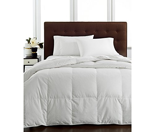 Hotel Collection HEBEDCR9975396 Siberian King down Comforter, White