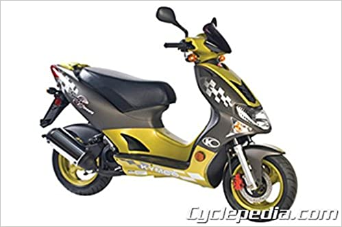 cpp-220-print kymco super 9 50 2t service manual printed by cyclepedia:  manufacturer: amazon com: books