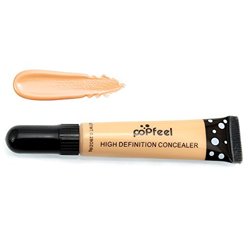 BXzhiri Hose Concealer Cover Dark Circles Foundation for Acne Prone Skin Lightweight Foundation Long Wear Foundation