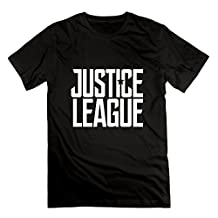 Short Sleeve Tee-shirt Justice League O Neck Crew Neck