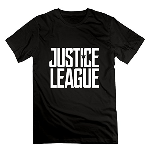 justice+league Products : Organic Cotton Tee-shirts Justice League O Neck 100% Cotton