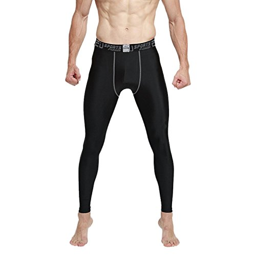 8. EU Men's Compression Tight Base Layer