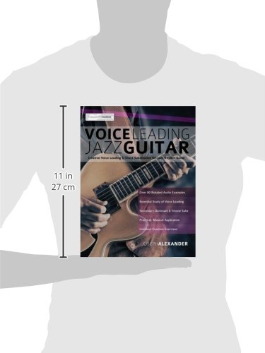 Voice Leading Jazz Guitar: Creative Voice Leading and Chord ...