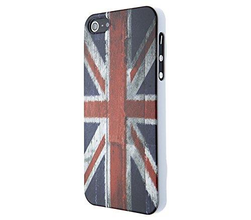 Benjamins SKILLFWD Flags Hard Case für Apple iPhone 5 UK