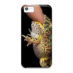 TinnySunshine LlZUh7354laoIh Case Cover Skin For Iphone 5c (frog Bite)