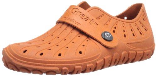 Barefooters Classic Slip-On Shoe Tangerine Orange YOXLW