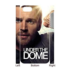 under the dome High Qulity Customized 3D Cell Phone Case for iPhone 4,4S, under the dome iPhone 4,4S 3D Cover Case