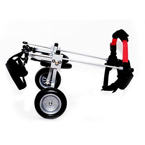 Best Friend Mobility BFMM-S&J Elite Dog Wheelchair, Medium by Best Friend Mobility