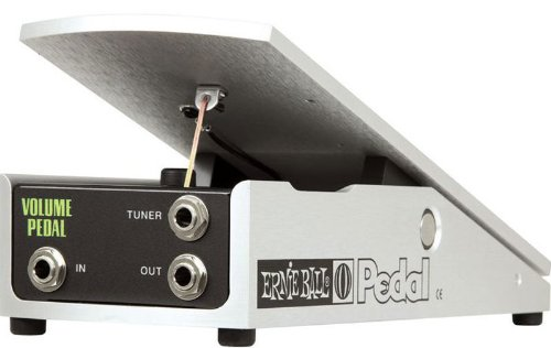 - Ernie Ball 250k Mono Volume Pedal (for use with Passive electronics)