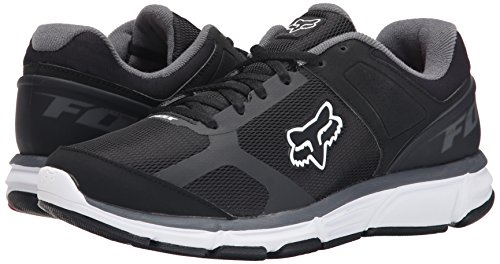 Fox Men's Podium Athletic Shoe, Black/White, 8 M US by Fox (Image #6)