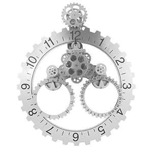 Invotis iiv117b reloj mes/año grande gris