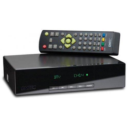Emtec Movie Cube N160H - Sintonizador de TV digital DVB/reproductor digital (grabadora) EKLTVN160H