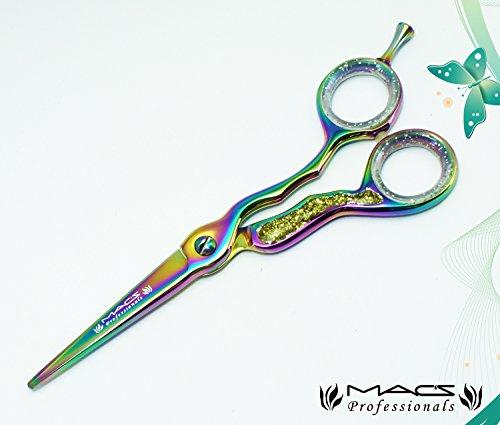 Professional Titanium Barber Razors Cutting
