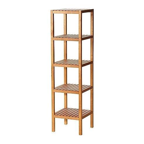 Bücherregal ikea braun  IKEA Holzregal