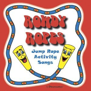Price comparison product image Rowdy Ropes: Jump Rope Activity Songs