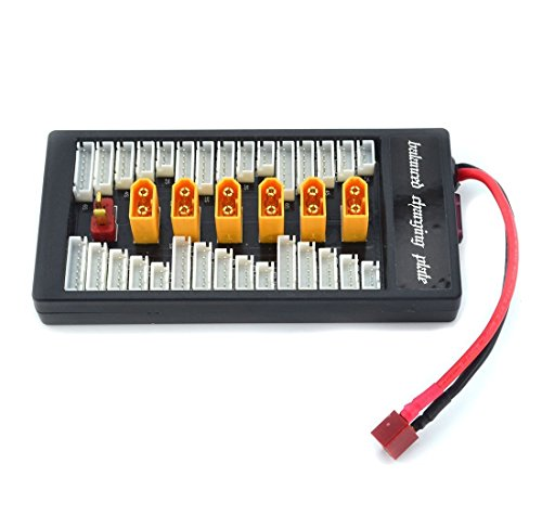 Jrelecs Xt60 plug Parallel Charging Adaptor